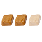niveau de difficulté recette au caramel moyen