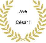 dessin des lauriers de cesar couleur pommes caramélisées