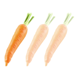 niveau de difficulté de la recette avec des carottes facile