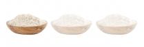 photo d'un bol de farine pour faire une baguette maison